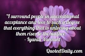 Love Is Unconditional Quote by Love Archives Quoteddaily Daily Quotes