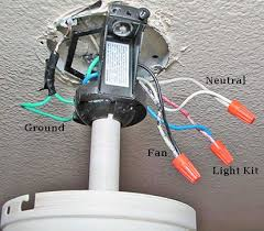 ceiling fan light switch wiring ceiling fan switch wiring electrical 101