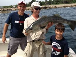 gloucester striped bass fishing charters shared charter
