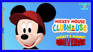 mickey mouse clubhouse mickey u0026 minnie camping