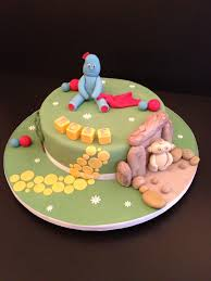 in the night garden cake google search 2nd birthday cake