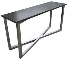 Concrete Console Table Wonderful Concrete Console Table With De Wulf Gooding