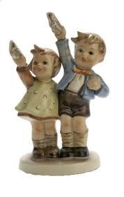 auf wiedersehen hummel figurines