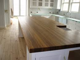 walnut edge grain island wood countertop brooks custom