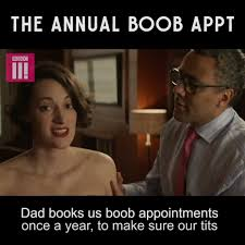 Breast Meme - bbc iplayer sometimes its nice just to be touched