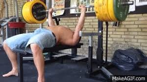 bench press 100kg your safety habits any near misses incidents injuries and