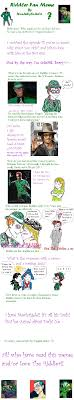 Riddler Meme - tultsi s riddler meme by tultsi93 on deviantart