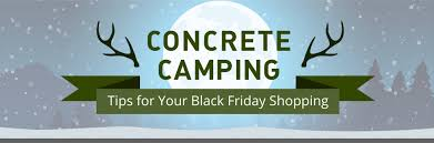 cabelas black friday sale concrete camping infographic cabela u0027s