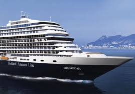 largest ship in the world holland america reveals name of its largest ship world maritime news