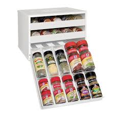 Spice Rack Including Spices Youcopia Chef U0027s Edition 30 Bottle Spice Rack Walmart Com