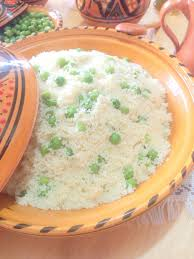 cuisine algerienne mesfouf aux petits pois couscous cuisine algérienne univers