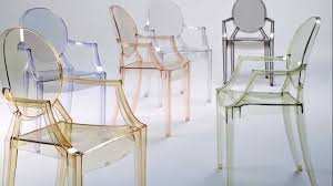 Kartell Armchair Kartell Louis Ghost Chair By Philippe Starck Kontenta Youtube