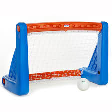 Little Tikes Football Toy Box Soccer Goal By Little Tikes