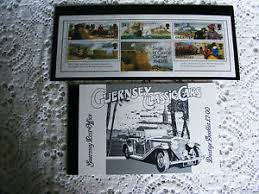 siege cars guernsey cars prestige booklet 1994 siege of castle cornet