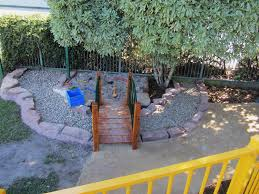 what an awesome digging pit sand play area backyard fun