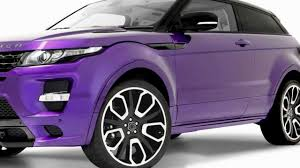 land rover purple new 2012 range rover evoque gts by overfinch youtube