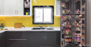 kitchen storage cabinets india which are the most useful modular kitchen accessories for you