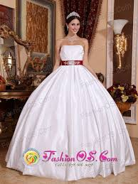 guabito panama white new beaded ribbon elegant quinceanera dress