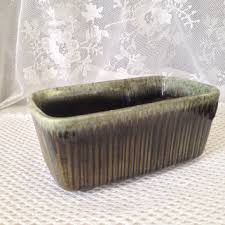 best hull pottery planters products on wanelo