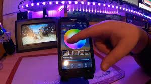 nexlux led light strip installation 2017 6 18 unboxing nexlux wifi wireless led smart controller youtube