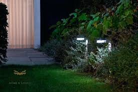 Sollos Landscape Lighting Sollos Landscape Lighting Image Of Solar Led Landscape Lighting