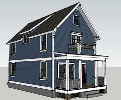 urban cottage plans