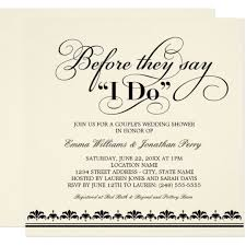 wedding shower invitation s wedding shower invitation wedding vows zazzle