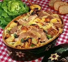 recette cuisine baeckoff recette baeckeoffe 750g