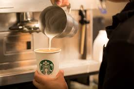 starbucks testing delivery service at empire state building fortune