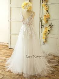 custom made wedding dress custom made vintage style lace wedding dresses by lacemarry