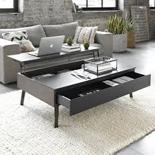 coffee tables with pull up table top pull up coffee table coredesign interiors modern that lifts 5
