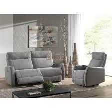 canap relax moderne canapé relaxation électrique design moderne edmee