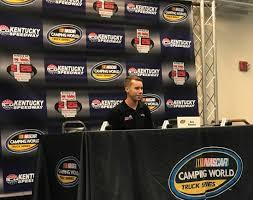 toyota quotes toyota quotes ben rhodes kentucky thorsport racing thorsport
