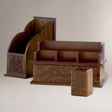 Wooden Desk Organizers Top Wood Desk Organizer Desk Desk Organizer Home Office Desk Desk