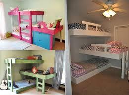 fabriquer chambre lit enfant original à fabriquer soi même et idées de customisation