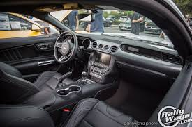 2014 S550 Interior Rallyways S550 2015 Mustang Pictures In Depth Review