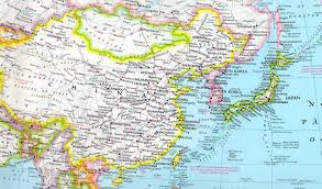 Map Quiz Of Asia by Download Map East Asia Major Tourist Attractions Maps