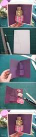 diy cards diy paper craft diy simple 3d gift card diy projects