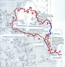 Great Loop Map Official Quiet Warrior Racing Blog Adventure To Backcountry