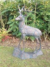aluminium garden statues lawn ornaments ebay