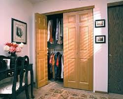 Replace Bifold Closet Doors With Sliding How To Install Bifold Closet Doors Home Design Inspiration