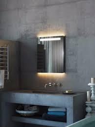 argent tall light bathroom mirror 9013 illuminated bathroom