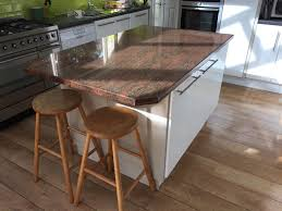granite kitchen islands with breakfast bar 28 images discover