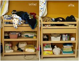 Legacy Changing Table Diy Thrifty Organizing Colour