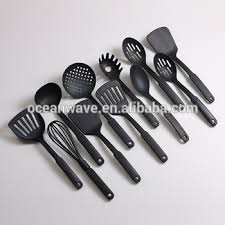 Kitchen Cooking Utensils Names by Different Nylon Kitchen Utensil Brands Cooking Accessories Names