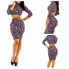 new summer cocktail party ladies bandage bodycon knee