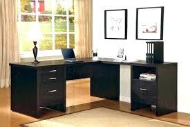 Mainstays L Shaped Desk Black L Shaped Desk Image Of Black L Shaped Desk With Hutch Black