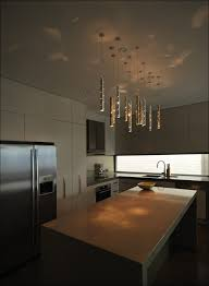 Kitchen Track Lighting Kitchen Design Modern Small Kitchen Showing Three Fixture Track