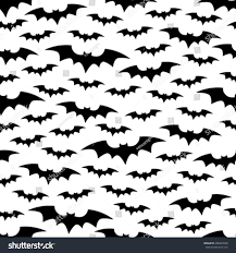halloween bats transparent background halloween bats backgroundblackwhite stock vector 490029958