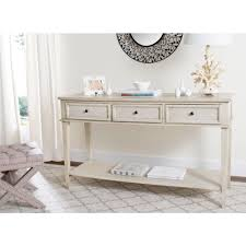 Console Tables Cheap by Makeup Storage Whiteonsole Table With Shelf Tablesheap Amazon